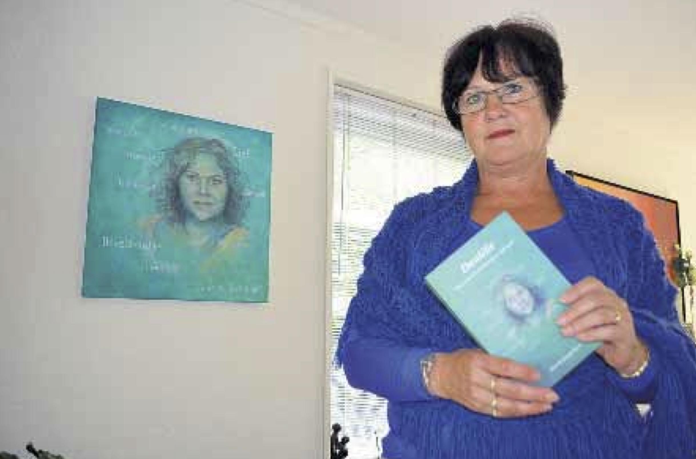 In de media: Lilian Boudewijn-Slaats schrijft levensverhaal van dochter