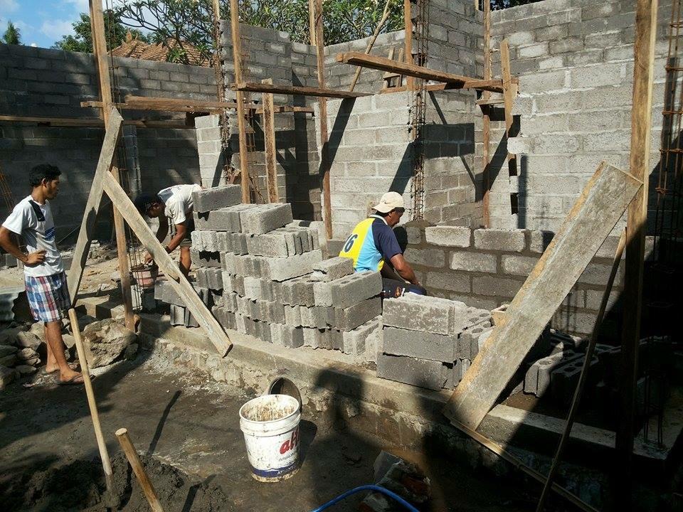De bouw van de nieuwe woning is gestart!